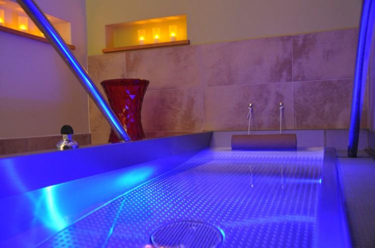Thermalwassermeditation im Impuls Hotel Tirol