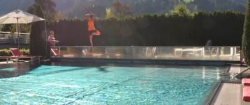 Pool Yoga 4