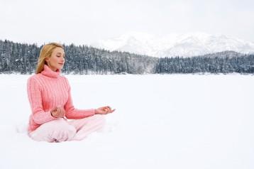 Ski Yoga Skiurlaub in Gastein mit Mehrwert