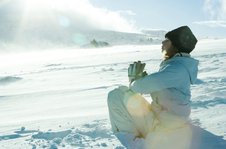 Ski Yoga - Skiurlaub in Gastein