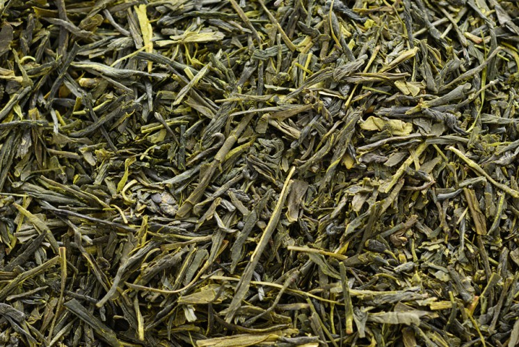 grüner Tee klein