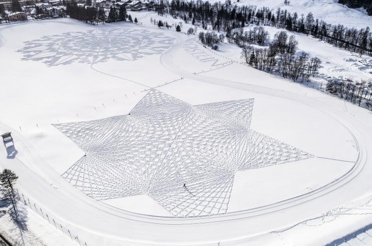 Art on Snow Gastein
